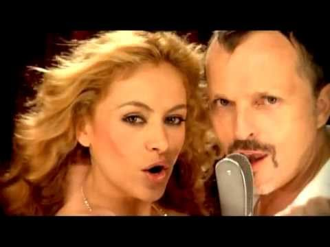 Miguel Bose - Nena [feat. Paulina Rubio] (Official Music Video)