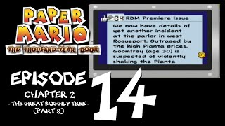 Let's Play Paper Mario: The Thousand-Year Door - Episode 14 - The World