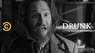 "How ""Frankenstein"" was Created (feat. Seth Rogen & Evan Rachel Wood) - Drunk History"
