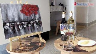 An evening full of creativity and wine | Lifestyle | Mumbai Live