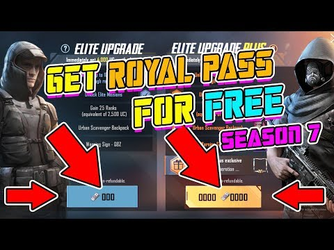 Xxx Mp4 GET PUBG MOBILE SEASON 7 ROYAL PASS FOR FREE GIFT TO INDIA GAMING COMMUNITY OF 80 000 NEW UPDATE 3gp Sex
