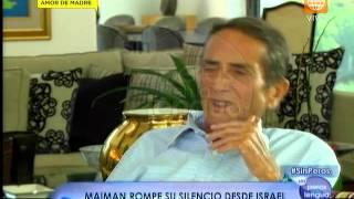 Sin peros en la lengua: Entrevista completa a Josef Maiman