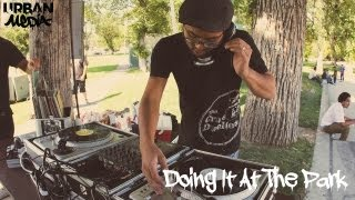 Urban Media Exclusive - Doing It At The Park