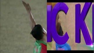 Taskin vs Bumrah Bowling action