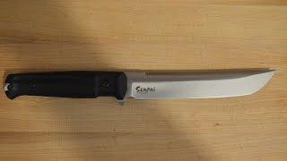 Кухонные монологи. Нож SENPAI Kizlyar Supreme