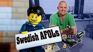 Swedish AFOLs [1] - Andreas Lenander [Subtitles]