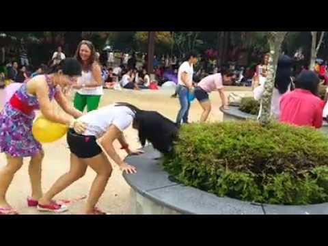 Girls Masti in Thailand