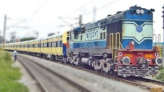 Newly manufactured MEMU Train Set : Indian Railways