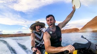 Water Trick Shots with Brodie Smith!
