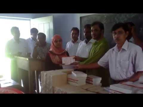 Quran Distribution at Shondoh Maddhomik School, Kustia (Part 2)