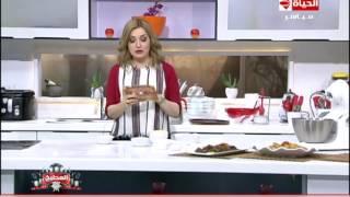 """برنامج المطبخ - الشيف /آية حسنى - مقادير عمل """" أقراص الأجداد  """" AL matbkh"""