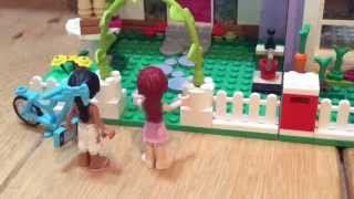 Lego Friends Popular Girls E2 S1 (Hot Dogs and a movie)