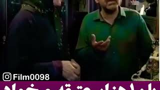 Funny scene of iranian serial