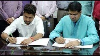 Tumi j amar  Movie  Signing Ceremony   Mostofa kamal Raj New Film