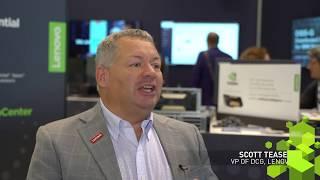 ISC 2018: Lenovo and NVIDIA Partnership