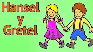 Hansel y Gretel - Cuentos Infantiles Clásicos para Niños #