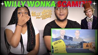 """""""Film Theory: Willy Wonka and the Golden Ticket SCAM!"""" REACTION!!"""