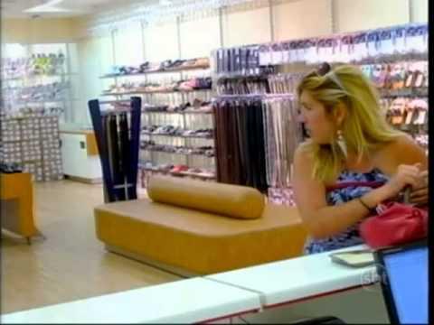 Câmera Escondida: Assassino na loja
