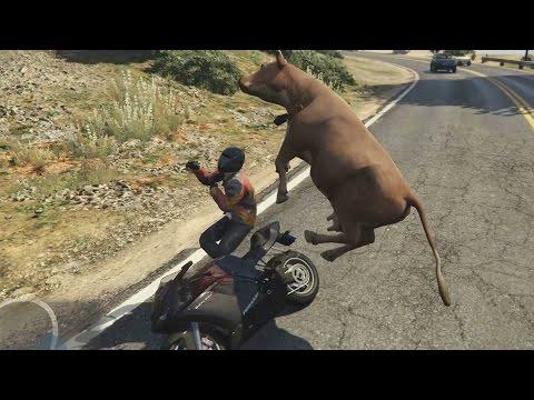 Grand Theft Auto V Spirit Animals Part 3