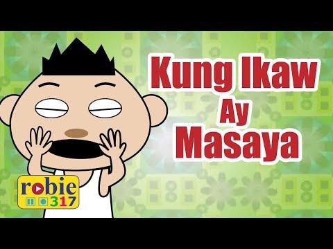 Kung Ikaw Ay Masaya Animated Awiting Pambata