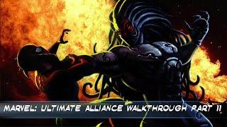 Marvel: Ultimate Alliance PS4 Walkthrough Part  11