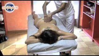 Massaggio Ayurveda linfodrenante