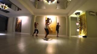 The Black Eyed Peas - Hey Mama Dance @Brownie Black