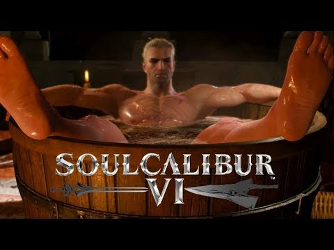 Download Geralt in Soul Calibur 6 Huh. Aris Is a Witcher Main Now