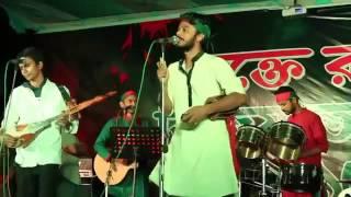 Domka haua ase bondhu tumi aso na  Gan Poka band live concert at TSC