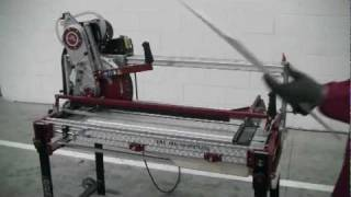 ZOE: BRIDGE SAW MACHINE/SEGATRICE A PONTE