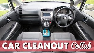 Car Cleanout Collab | A Thousand Words