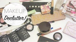 Makeup Collection DECLUTTER | Eye Makeup