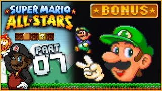 "Super Mario All Stars - Part 7 | ""Take The L"" (Super Mario Bros The Lost Levels)"