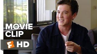 Get a Job Movie CLIP - Job Interview (2016) - Miles Teller, Bruce Davison Movie HD