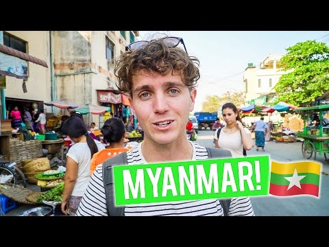 Xxx Mp4 Arriving In MYANMAR Mandalay Thailand To Myanmar First Thoughts 3gp Sex