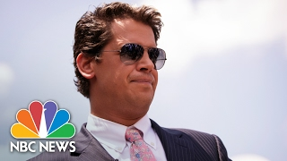 Milo Yiannapoulos Resigns From Breitbart News   NBC News