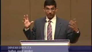 Dinesh D'Souza Q & A Part 1
