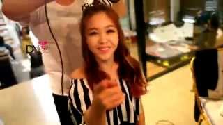 Cute Minah (Girl's Day Darling Backstage)