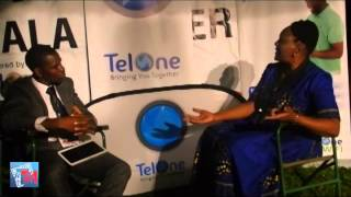 Interview with Telone Managing Director -Chipo Mtasa on Rebranding and FTTH
