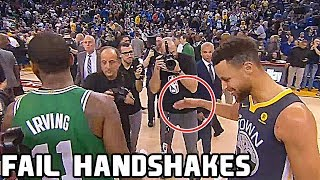 NBA Best Fail Handshakes