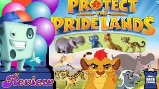 The Lion Guard: Protect the Pride Lands Review - with Tom Vasel