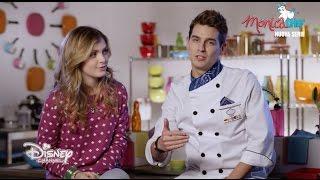 Monica Chef - Giulia intervista Javier Ramos