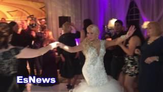 Elie Seckbach Gets Married  - EsNews Boxing