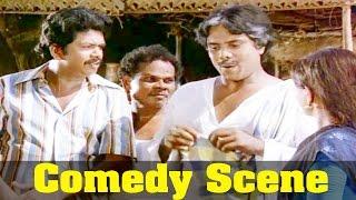 Oru Iniya Udhayam Movie : Kumarimuthu & Janagaraj Comedy Scene
