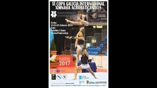 XI Copa Galicia Internacional Ximnasia Acrobática 2018