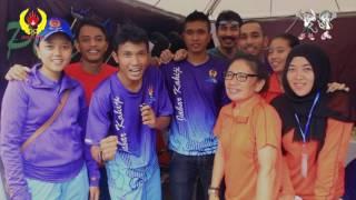Greeting Tim Anggar Jawa Barat ( PON XIXI/2016 )
