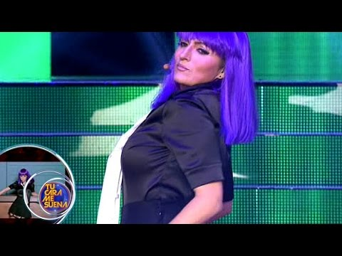 Silvia Abril imita a Shakira - TCMS4