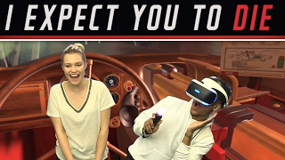 I Expect You To Die - SourceFedPLAYS!