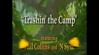 N Sync  Phil Collins  Trashin The Camp  Music Video