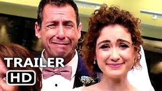 THE WEEK OF Official Trailer # 2 (2018) Adam Sandler, Chris Rock, Netflix Comedy Movie HD